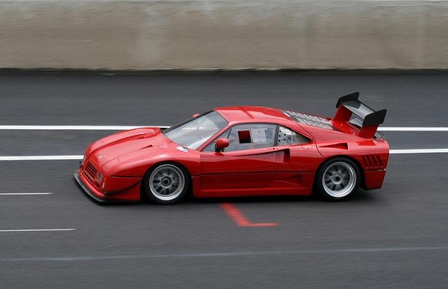 288 Gto Evoluzione. Ferrari 288 GTO Evoluzione