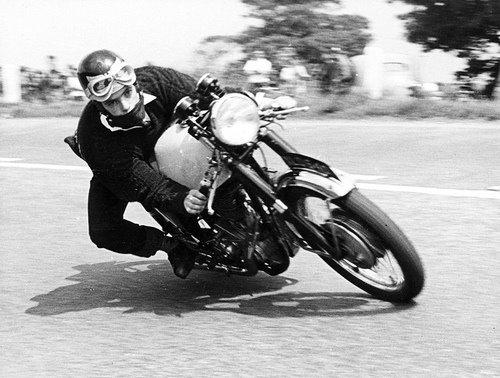 nostalgic wednesdays: the cafe racer | mayday garage