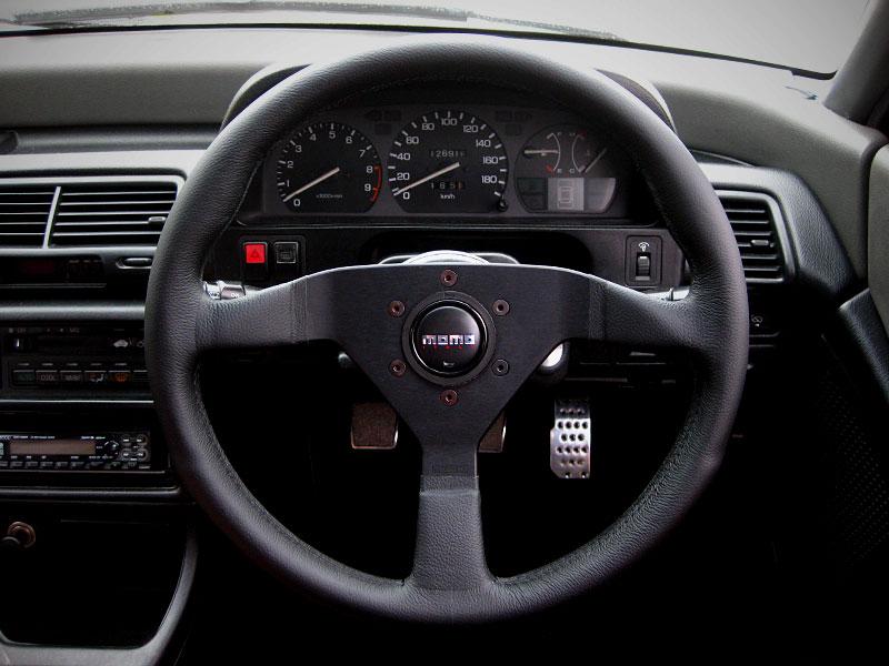 momo monte carlo civic stitch 350mm steering wheel maydaygarage nostalgic wednesdays ed update mark