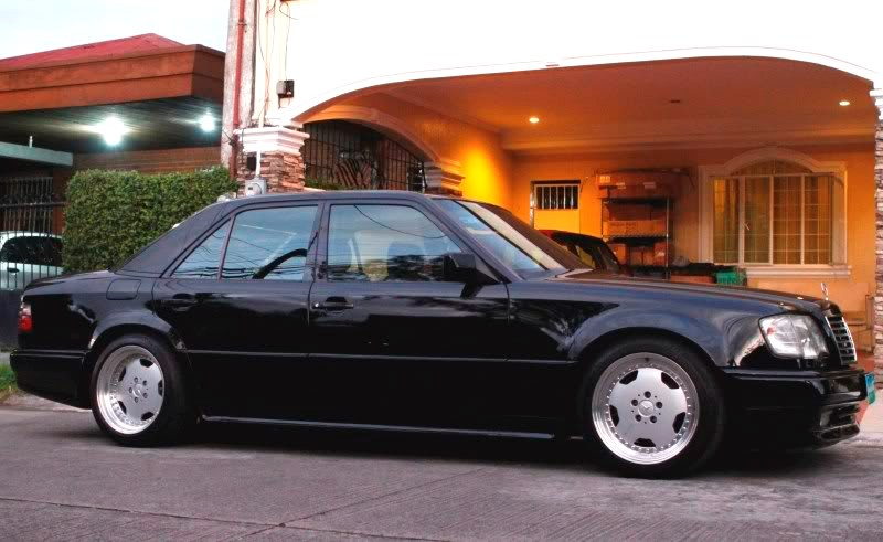 Nostalgic Wednesdays Mercedes Benz E60 Amg Limited