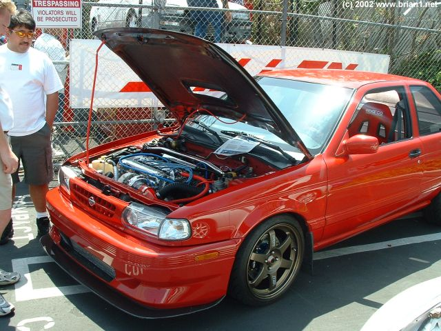 Nostalgic Wednesdays: 1991-94 Nissan Sentra (B13) SE-R ...